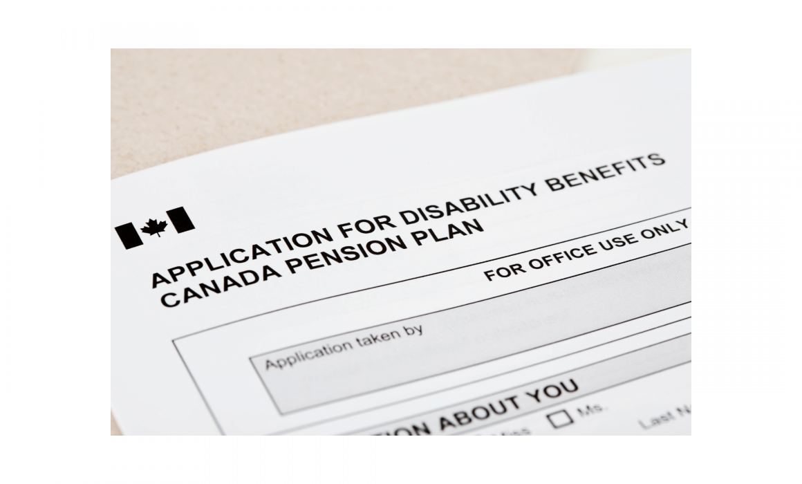 Apply for CPPD benefits